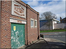 SX9265 : Electricity substation, St Marychurch by Derek Harper