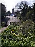 SX9265 : Millennium Green and car park, St Marychurch by Derek Harper