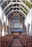 TL1314 : St Nicholas, Harpenden, Herts - West end by John Salmon