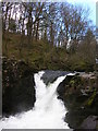 NY3403 : Skelwith Force by DS Pugh