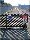 TA2710 : Grimsby Docks Station by David Wright