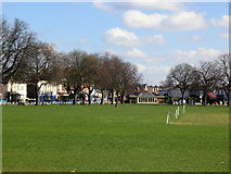 TQ1572 : Twickenham Green by Stephen Williams