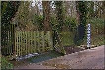 TL5646 : Ford near the mill, Linton, Cambridgeshire by Julian Osley