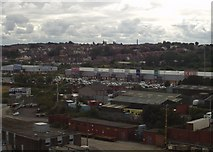 SJ3288 : Rock Retail Park, Birkenhead by Michael C