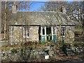 NN6058 : Derelict cottage, Aulich by Richard Webb