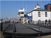TA0928 : Hull Marina by Stephen Horncastle