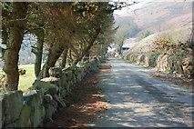 SH2428 : Yr hen ffordd i Rhiw - Old road to Rhiw by Alan Fryer