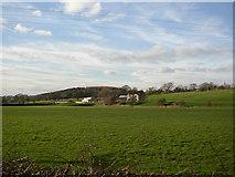 SE2646 : Ings Farm, Castley by Humphrey Bolton