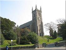 SH5571 : Eglwys y Santes Fair / St Mary's Church, Ffordd Mona by Eric Jones