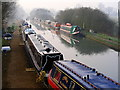 SP4932 : Oxford canal, Aynho Wharf by Julian Dowse