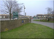 ST6288 : Marlwood secondary school, Vattingstone Lane, Alveston by Roger Cornfoot