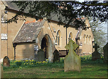 SO7888 : The Church of the Holy Innocents, Tuckhill, Shropshire by Roger  Kidd