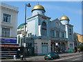 TQ3385 : Aziziye Camii, 117 - 119 Stoke Newington Road, N16 by Danny P Robinson