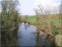 NX9479 : The Cluden Water by Walter Baxter