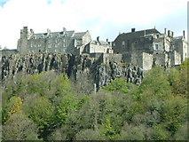 NS7894 : Stirling Castle by Jill Everington