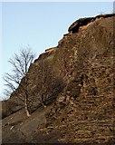SE1025 : Brierley Hill Quarry, Halifax by Paul Glazzard