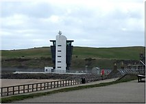 NJ9505 : New Marine Operations Centre at Footdee by Stanley Howe
