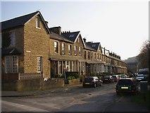 SE1039 : Plevna Terrace, Bingley by Humphrey Bolton
