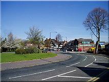 SJ8195 : The Quadrant, Firswood, Stretford by R Greenhalgh