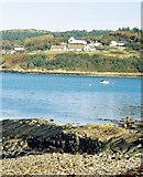 NG5536 : Free Presbyterian Church, Inverarish, Raasay by John S Ross