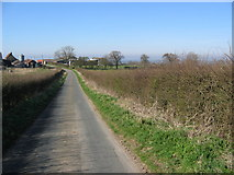 SE7760 : Looking Towards High Farm by Stephen Horncastle