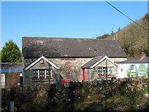 SN0333 : Primary school in Cwm Gwaun by Gordon Hatton