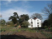SJ8383 : Apprentice House, Quarry Bank Mill by Sue Adair