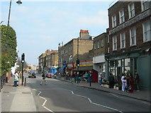 TQ3386 : Stoke Newington Church Street, N16 by Danny P Robinson