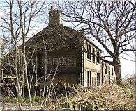 SE1323 : Lady Royd, Brookfoot Lane, Southowram by Humphrey Bolton