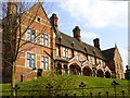 TR0161 : Almshouses, Faversham by Penny Mayes