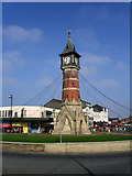 TF5663 : The Clock Tower at Skegness. by gary radford