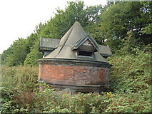 SJ8092 : Sale Old Hall, Dovecote by Jeff Tomlinson