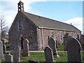 NN9224 : The 13th Century Church of St Bean by Maigheach-gheal