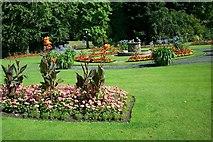 SE2955 : Valley Gardens, Harrogate. by Elliott Simpson
