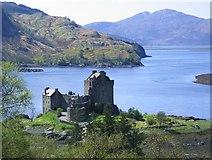 NG8825 : Eilean Donan Castle by John Allan