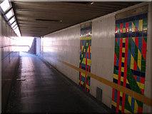 TQ1096 : Beechen Grove Subway, Watford by Stephen McKay