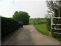 TL1072 : Footpath at Little Catworth by Les Harvey