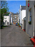 TQ2804 : Albany Mews by Simon Carey