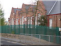 NZ3739 : St Godric's Primary School, Wheatley Hill by Carol Rose