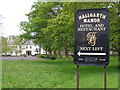 NZ3243 : Hallgarth Manor Hotel by Carol Rose