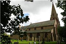 SD5137 : Parish Church of St Lawrence, Barton by Alexander P Kapp