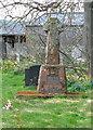 NT9130 : War grave, Kirknewton by Lisa Jarvis