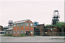 SJ8853 : Chatterley Whitfield Colliery by Alan Murray-Rust