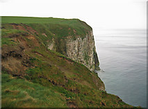 TA2272 : North Cliff by Stephen Horncastle