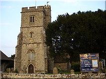TR0245 : St Mary's Church Kennington by D-G-Seamon