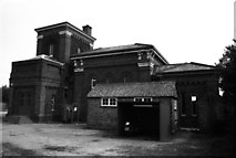 TL3604 : Turnford Pumping Station by Chris Allen