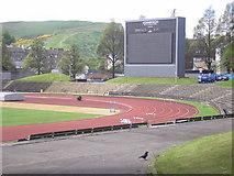 NT2774 : Meadowbank Stadium by Sandy Gemmill