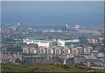NT2774 : Easter Road Stadium by Richard Webb