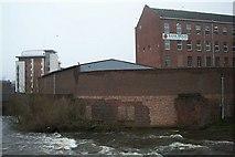 NS5666 : Rank Hovis Glasgow Mill. by Elliott Simpson