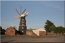 TF1443 : Heckington Windmill by Alan Murray-Rust